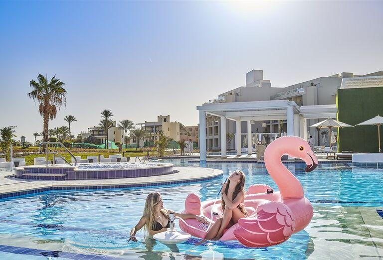 Hotel Steigenberger Pure Lifestyle - relax v bazene