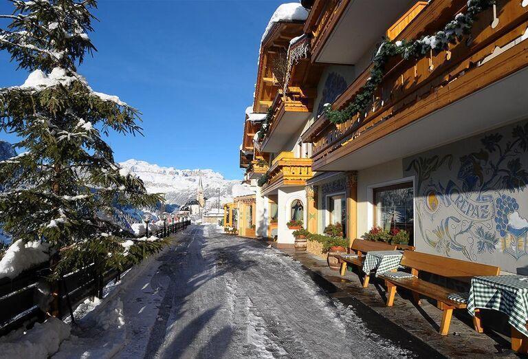 Terasa- Hotel Cesa Padon