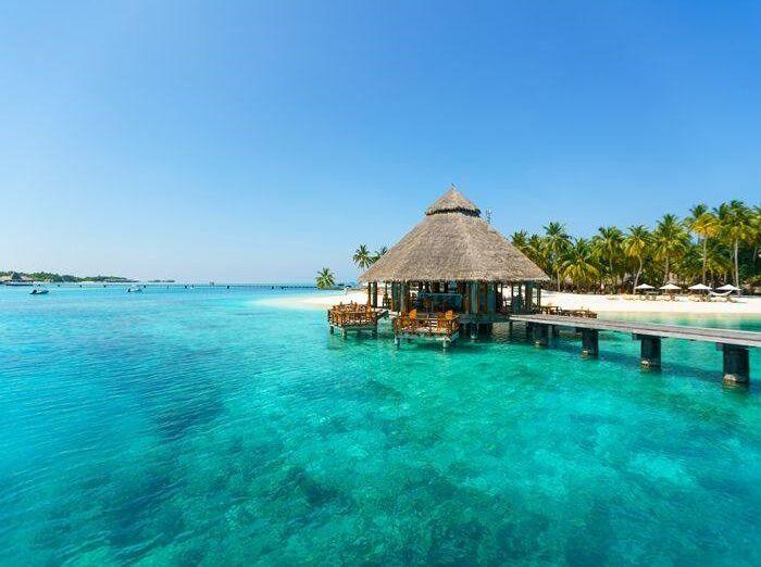 Hotelový Resort Hotel Conrad Maldives Rangali Island -Pohľad na chatky