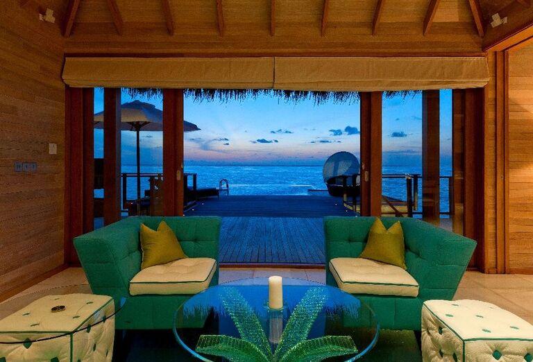 Hotelový Resort Hotel Conrad Maldives Rangali Island - Ubytovanie