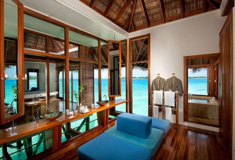 Hotelový Resort Hotel Conrad Maldives Rangali Island - Wellness