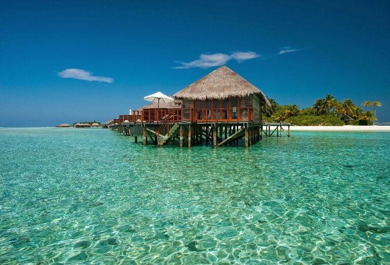Hotelový Resort Hotel Conrad Maldives Rangali Island - Pohľad na chatky