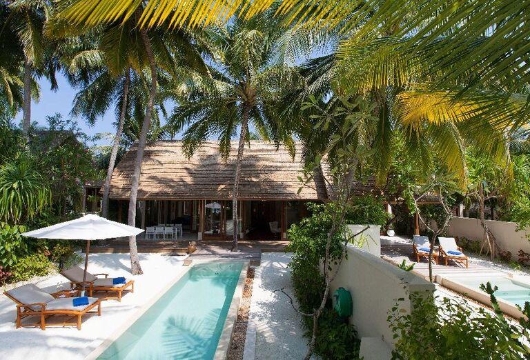 Hotelový Resort Hotel Conrad Maldives Rangali Island - Areál hotela