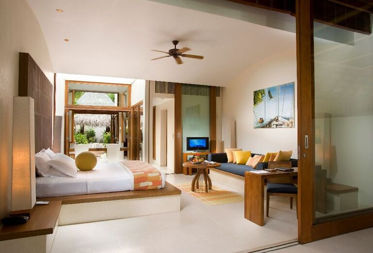 Hotelový Resort Hotel Conrad Maldives Rangali Island - Hotelová izba