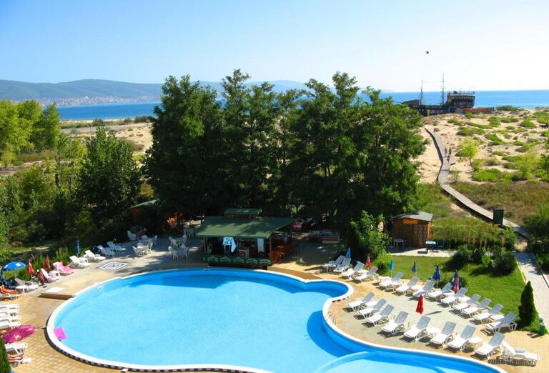Vodný svet Hotel Sirena Delfin ***