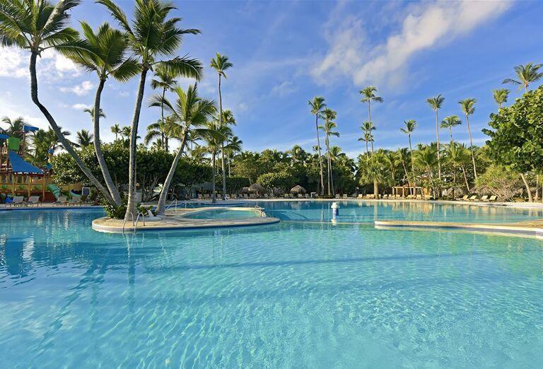 Hotel Iberostar Selection Bavaro - hotelový bazén