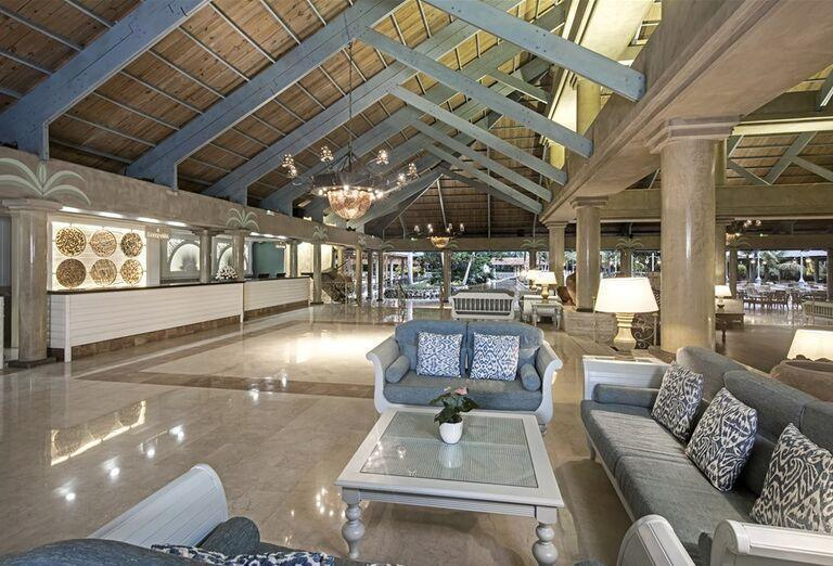 Hotel Iberostar Selection Bavaro - posedenie