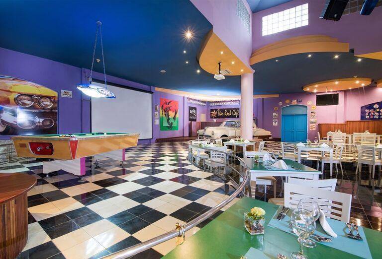 Hotel Iberostar Selection Bavaro - atrakcie