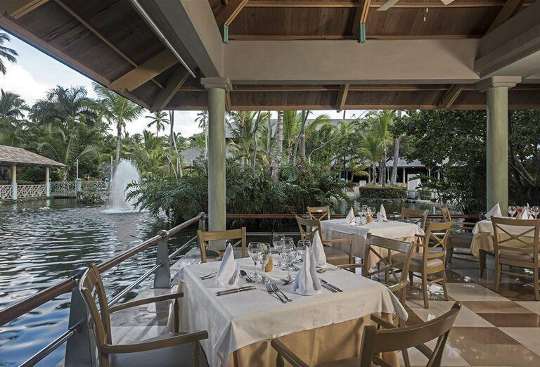 Hotel Iberostar Selection Bavaro - reštaurácia