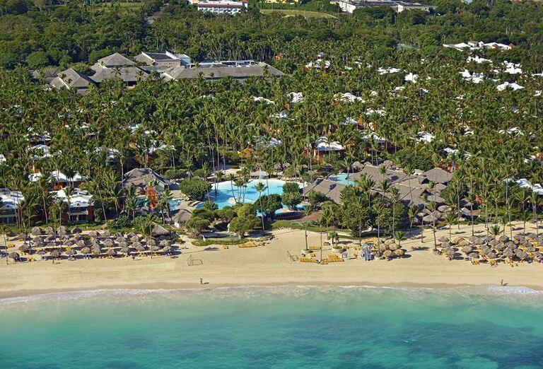 Hotel Iberostar Selection Bavaro - piesočnatá pláž