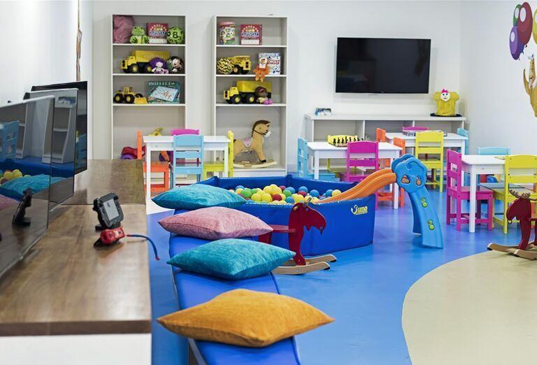 Hotel Iberostar Selection Bavaro - detský kútik