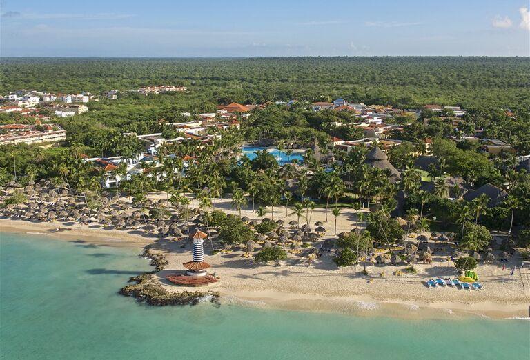 Hotel Iberostar Hacienda Dominicus - pláž