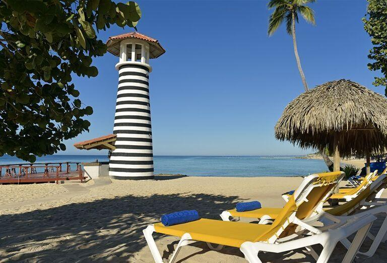 Hotel Iberostar Hacienda Dominicus - maják na pláži