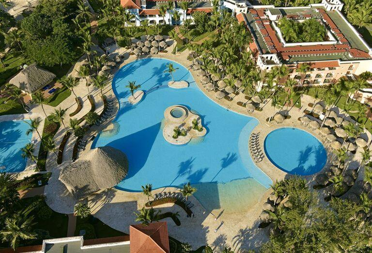 Hotel Iberostar Hacienda Dominicus - areál hotela