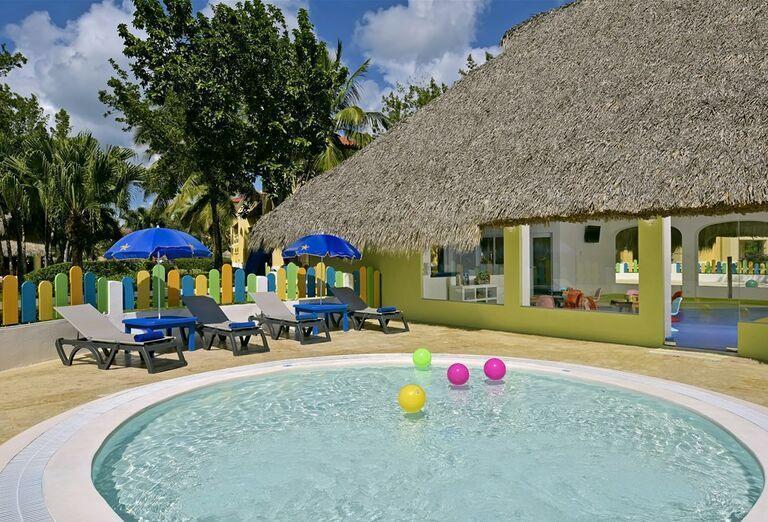 Hotel Iberostar Hacienda Dominicus - bazén