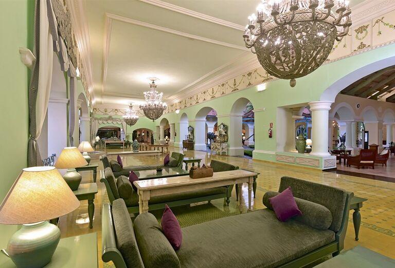 Hotel Iberostar Hacienda Dominicus - posedenie