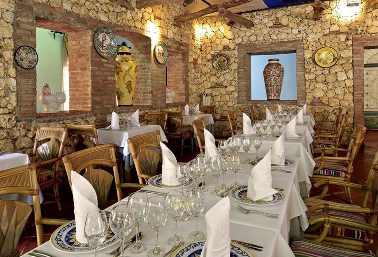 Hotel Iberostar Hacienda Dominicus -  reštaurácia