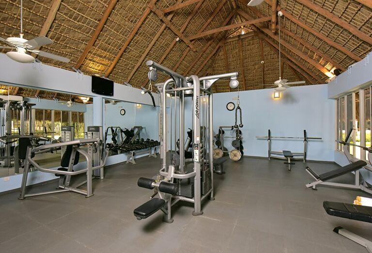 Hotel Iberostar Hacienda Dominicus -  fitness
