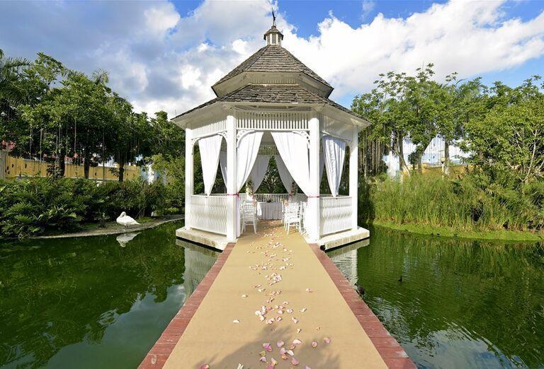 Hotel Iberostar Hacienda Dominicus -  svadobné prípravy