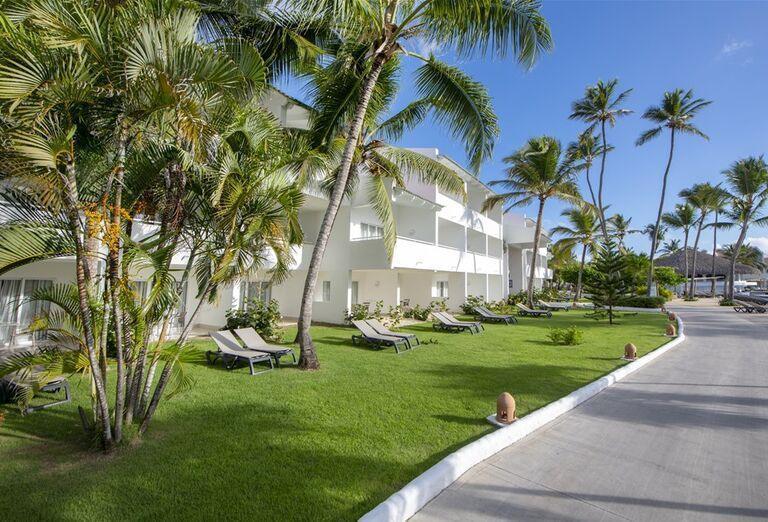 Hotel Occidental Punta Cana - areál hotela