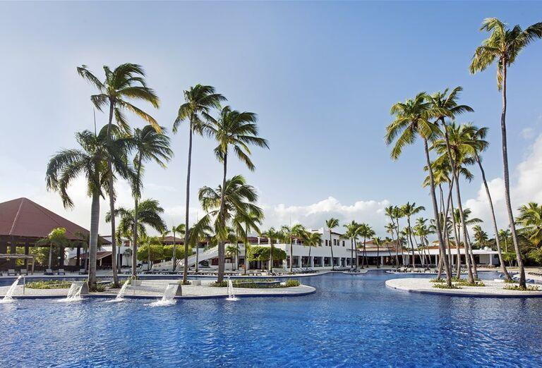 Hotel Occidental Punta Cana - bazén