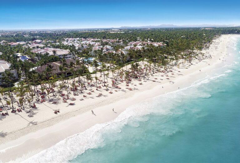 Hotel Occidental Punta Cana - pláž