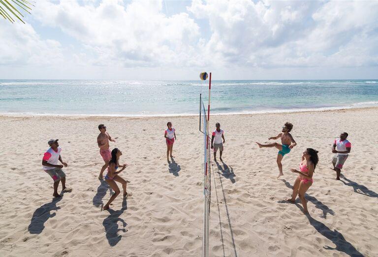 Hotel Emotions by Hodelpa - volejbal na pláži