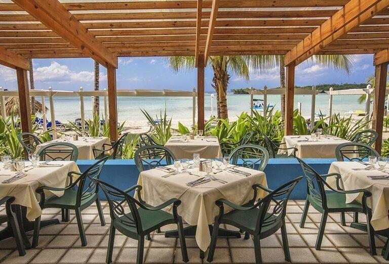 Hotel Whala Boca Chica - reštaurácia