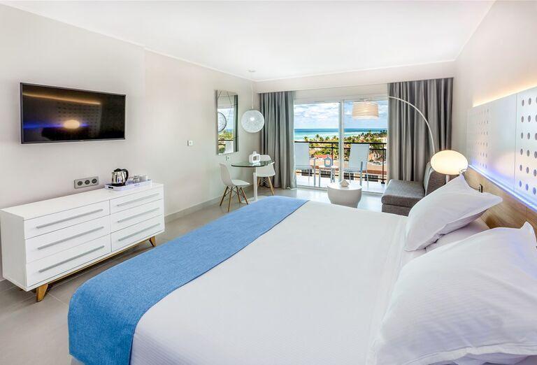 Hotel Melia Internacional - izba s  výhľadom