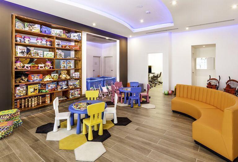 Hotel Melia Internacional- detský kútik