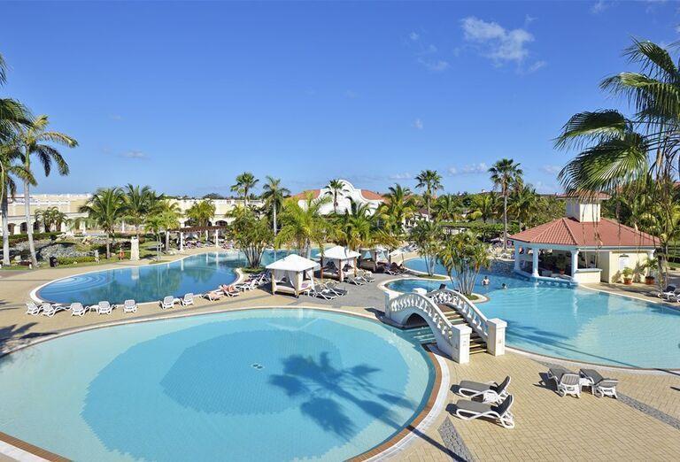 Hotel Paradisus Princesa del Mar - Areál hotela