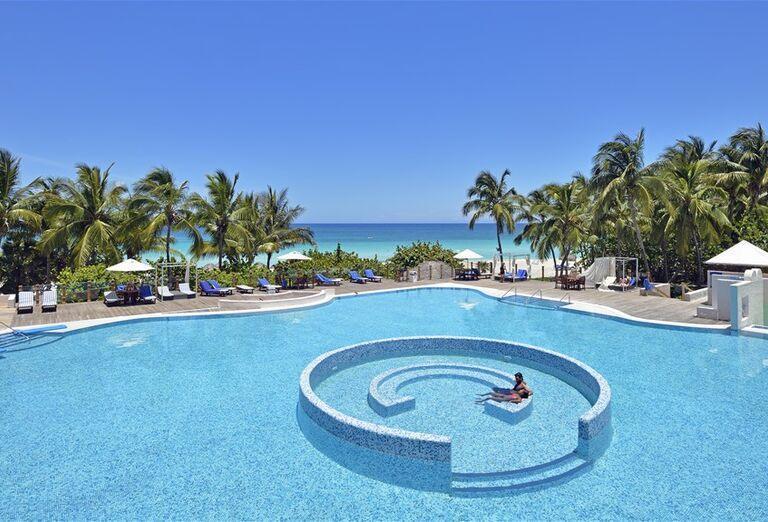 Hotel Melia Las Americas - hotelový bazén