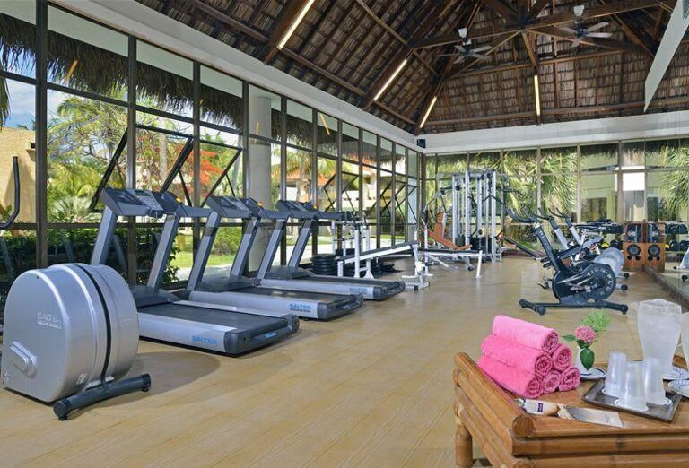 Fitness, Meliá Las Americas