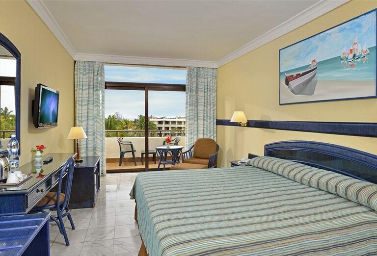 Hotel Sol Palmeras- ubytovanie