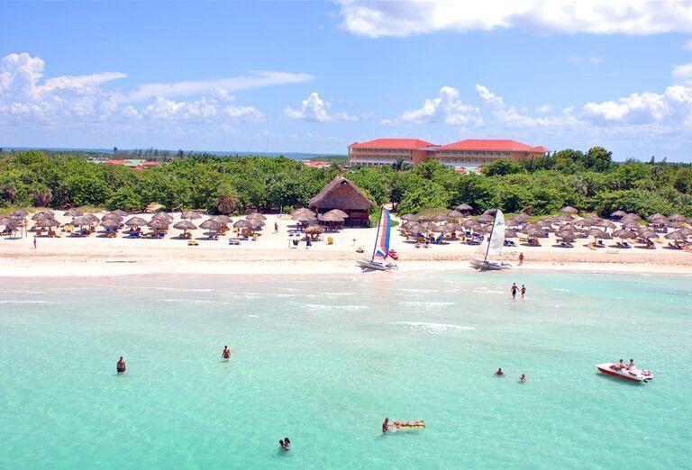Hotel Iberostar Tainos - Pohľad na more a pláž