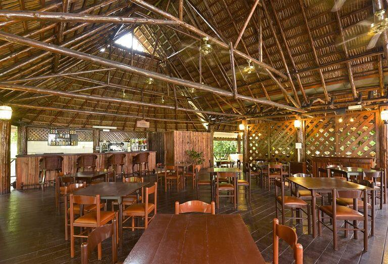 Hotel Iberostar Tainos -  Posedenie v reštaurácií