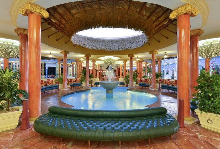 Hotel Iberostar Selection Varadero - fontána