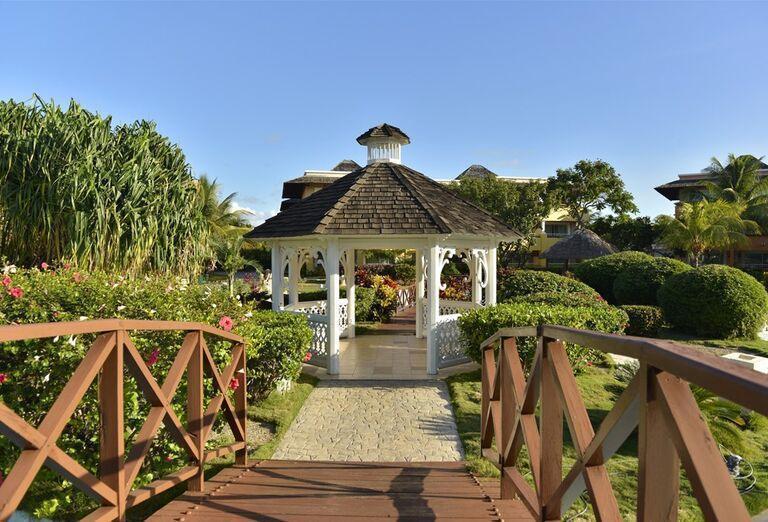Hotel Iberostar Selection Varadero - záhrada