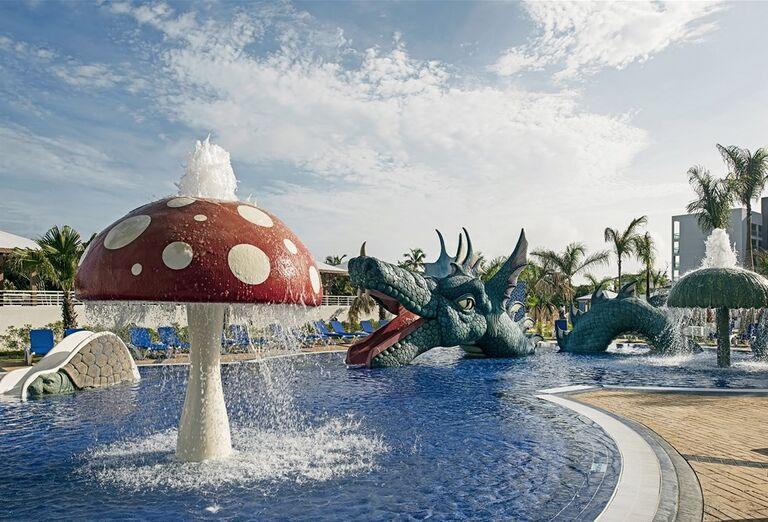 Hotel Iberostar Selection Bella Vista Varadero- bazén