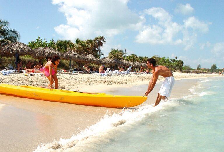 Hotel Roc Arenas Doradas -pláž