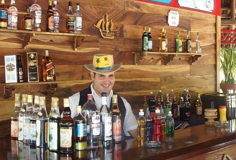 Hotel Roc Arenas Doradas -bar