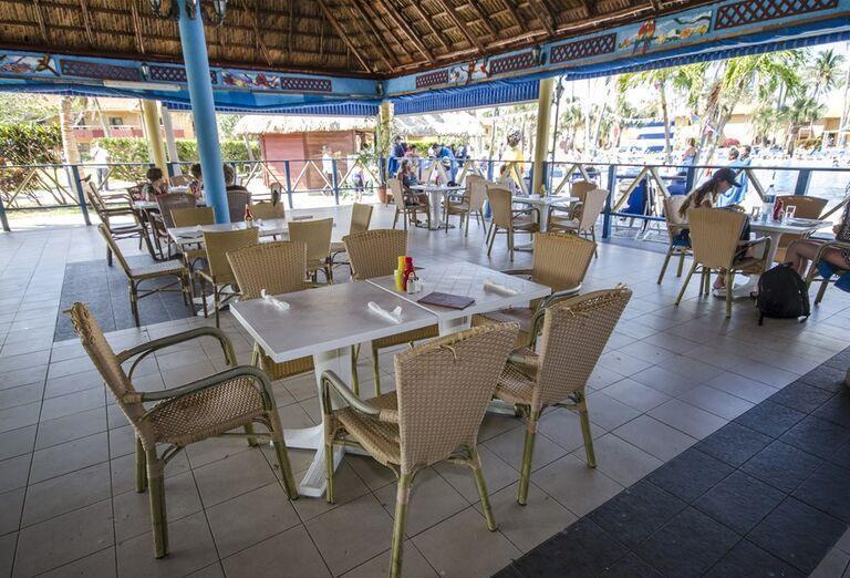 Hotel Roc Arenas Doradas -posedenie