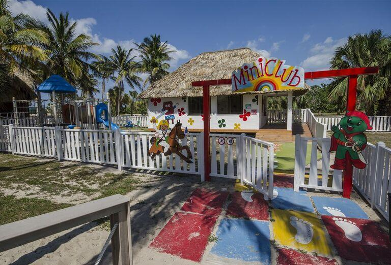 Hotel Roc Arenas Doradas -detské ihrisko