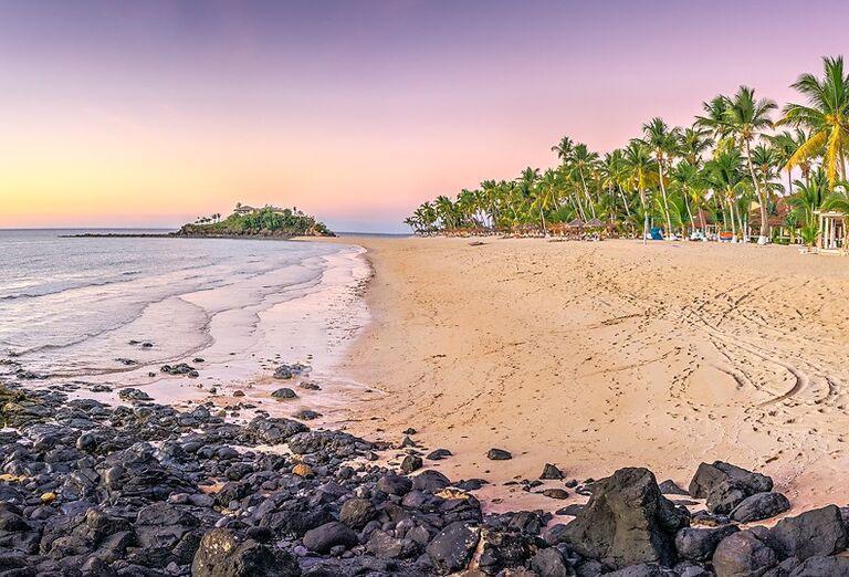 Hotelový Resort Andilana Nosy Be - Piesočnatá pláž