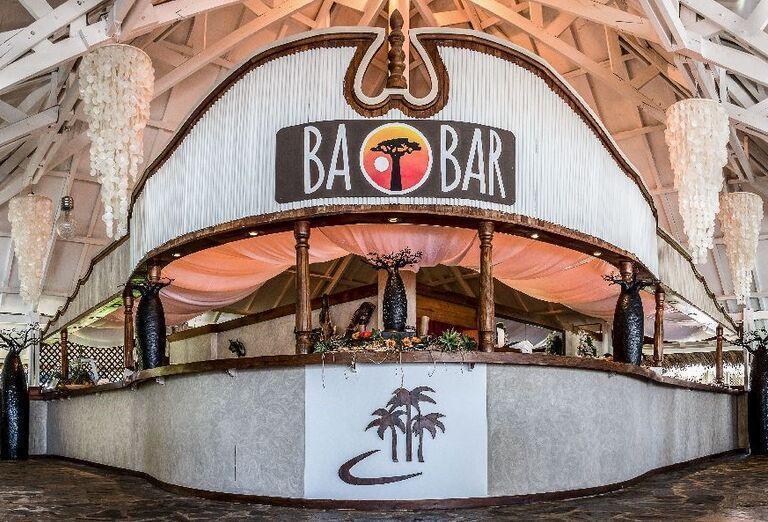 Hotelový Resort Andilana Nosy Be - Bar