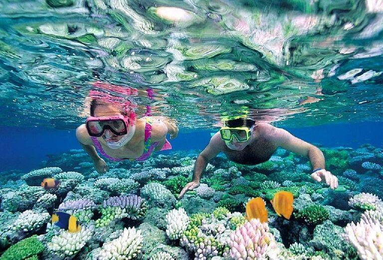 Hotelový Resort Andilana Nosy Be - potápanie