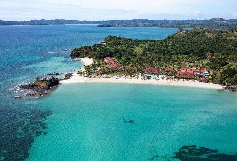 Hotelový Resort Andilana Nosy Be -  Pohľad na ostrov