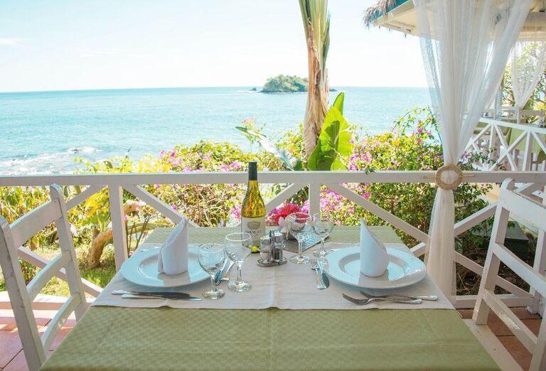 Hotelový Resort Andilana Nosy Be - Posedenie