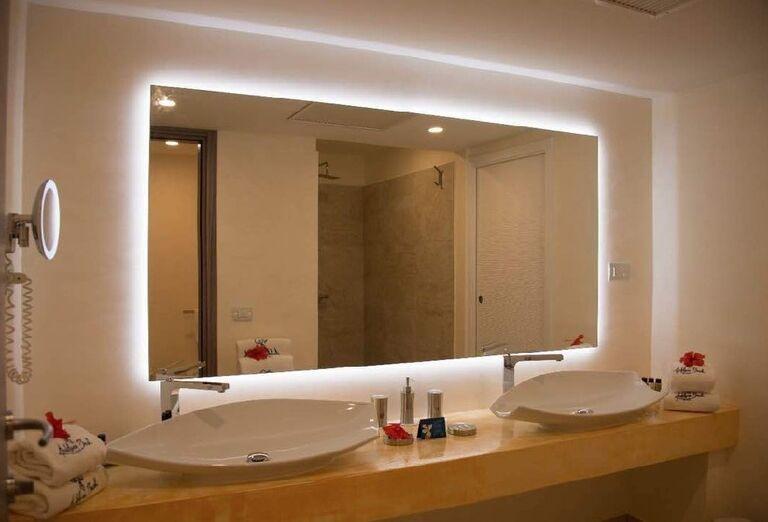 Hotelový Resort Andilana Nosy Be - kúpeľňa