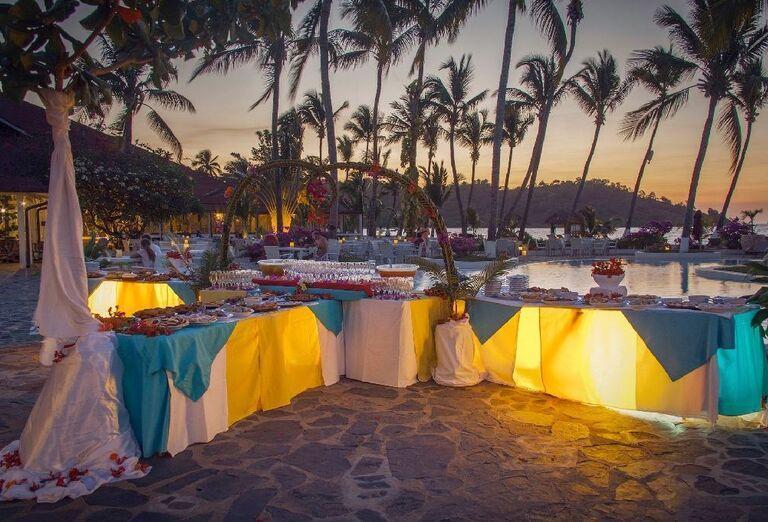 Hotelový Resort Andilana Nosy Be - občerstvenie